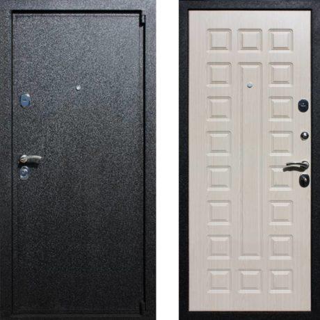 Фото двери ДМ 3 Беленый дуб