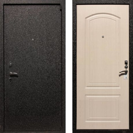 Фото двери ДМ Премиум 6 Беленый дуб