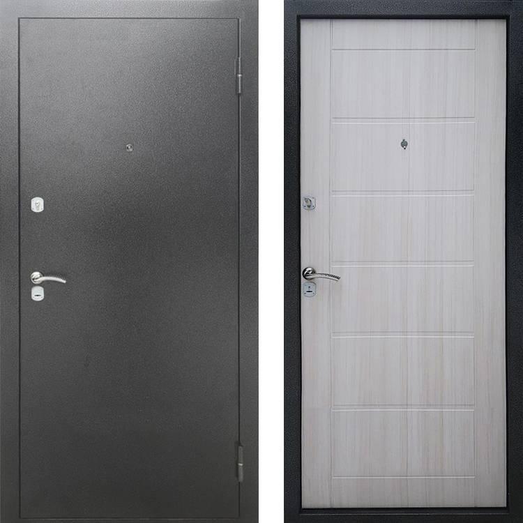 Фото двери ДМ City Сандал белый