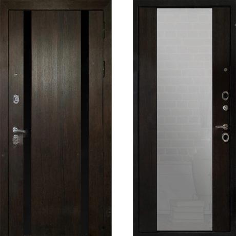 Фото двери ДМ Премьер Z-3 Венге