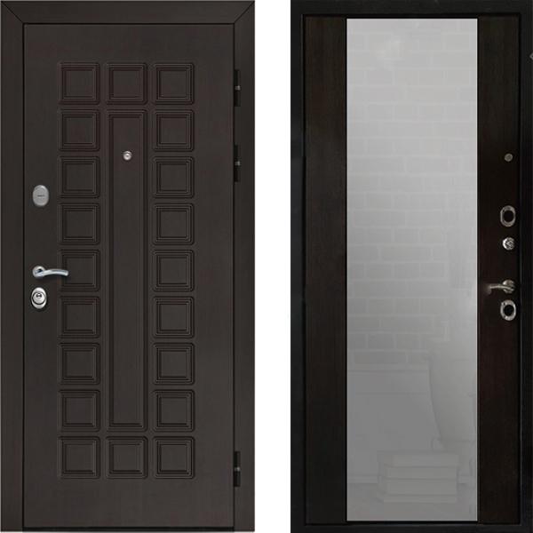 Фото двери ДМ Сенатор СБ-16 Венге