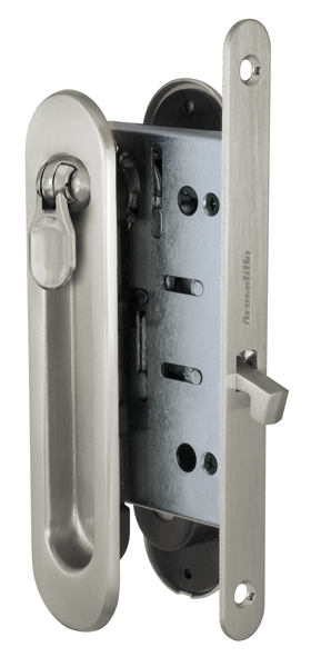 Фото двери Набор Armadillo (Армадилло) для раздвижных дверей SH011-BK