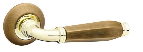 Фото двери Ручка Fuaro (Фуаро) раздельная ENIGMA