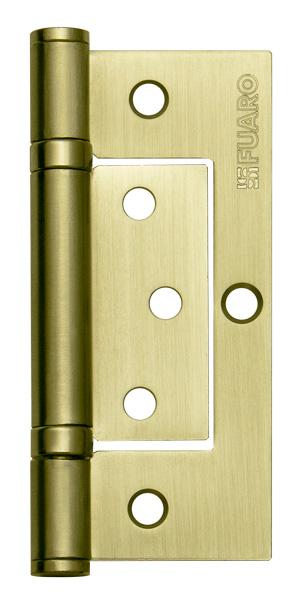 Фото двери Петля Fuaro (Фуаро) универсальная без врезки 300-2BB 100x2,5