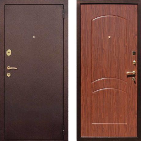 Фото двери ДМ 1А Орех