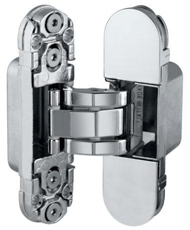 Фото двери E30200.03.03 AGB (АГБ) (латунь) петля ECLIPSE 2.0 (4 накладки в комплекте)