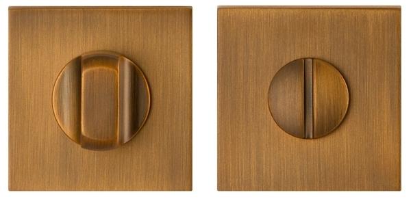 Фото двери Ручка Fuaro (Фуаро) поворотная BK6 DM