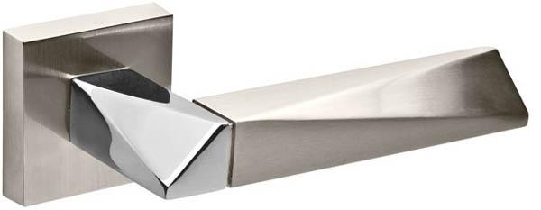 Фото двери Ручка Fuaro (Фуаро) раздельная DIAMOND