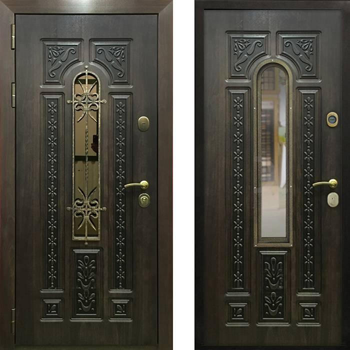 Фото двери ДМ 8 Ковка
