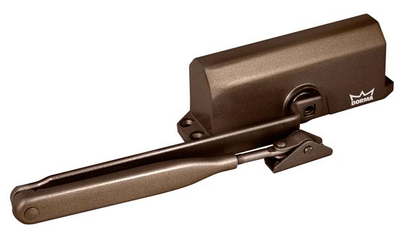 Фото двери Доводчик Dorma (Дорма) дверной DORMA TS 77 EN4, с рычажной тягой