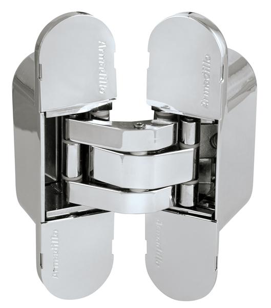 Фото двери Петля Armadillo (Армадилло) скрытой установки с 3D-регулировкой UNIVERSAL 3D-ACH 60