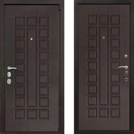 Фото двери ДМ 4А Mottura Венге