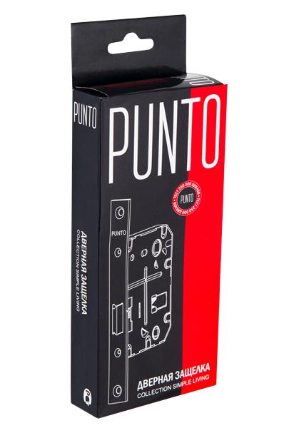 Фото двери Защелка Punto (Пунто) врезная L72-50