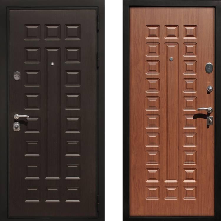 Фото двери ДМ Премиум 3 Орех
