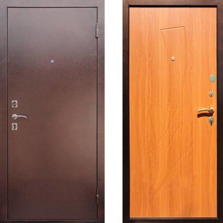 Фото двери ДМ 1 Парус Клен медовый