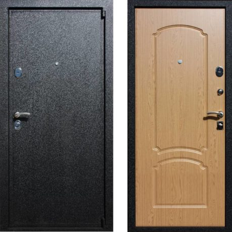 Фото двери ДМ 3 Дуб светлый