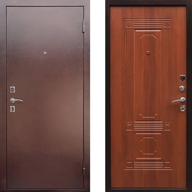 Фото двери ДМ 1 Итальянский орех