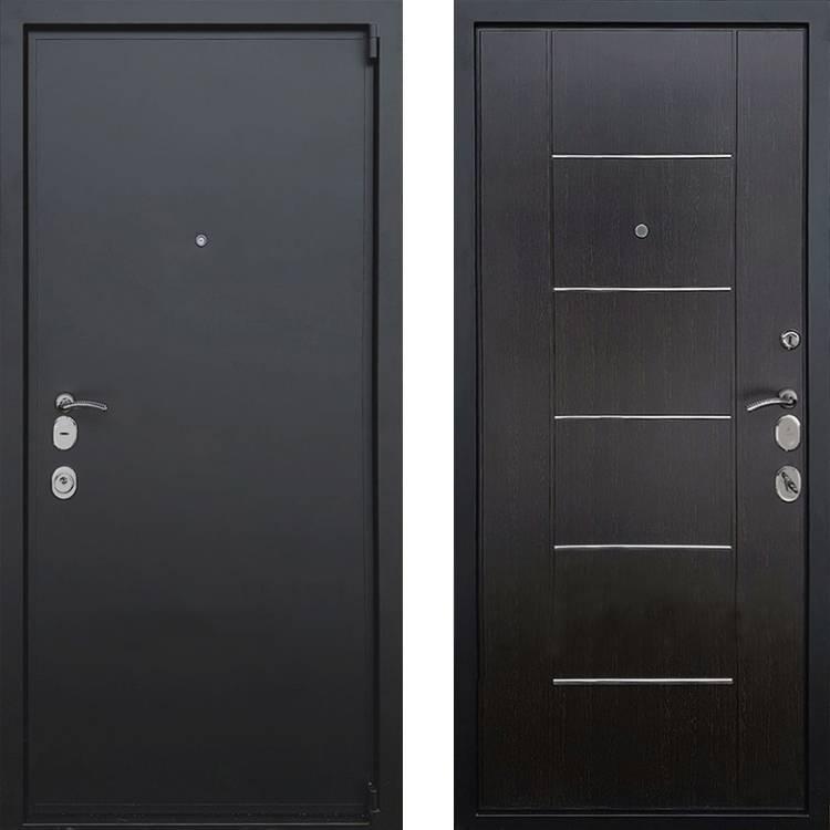Фото двери ДМ 3 М Mottura Венге