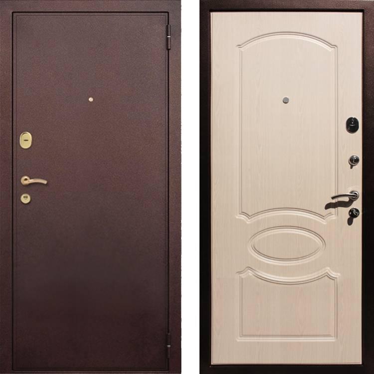 Фото двери ДМ 2 Беленый дуб