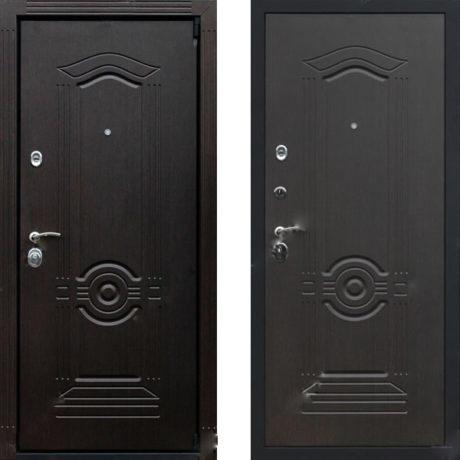 Фото двери ДМ Grand Венге