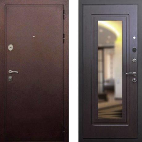 Фото двери ДМ 5А Зеркало Венге
