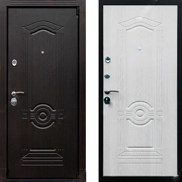 Фото двери ДМ Grand Ясень белый