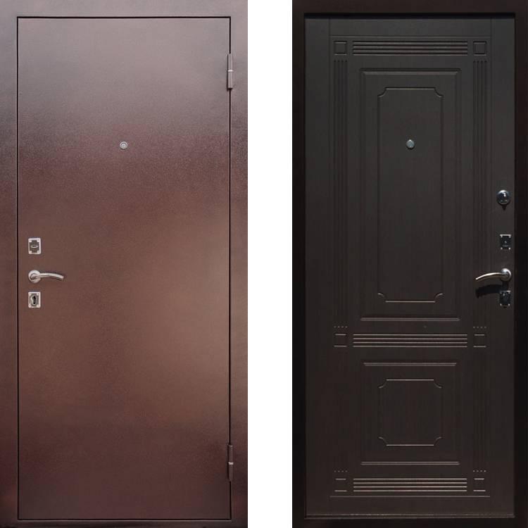Фото двери ДМ 1 Венге
