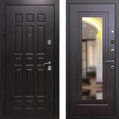 Фото двери ДМ 8 Зеркало Венге