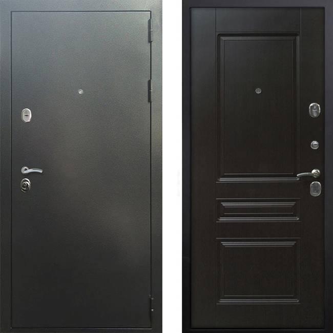 Фото двери ДМ 5 ФЛ-243 Венге