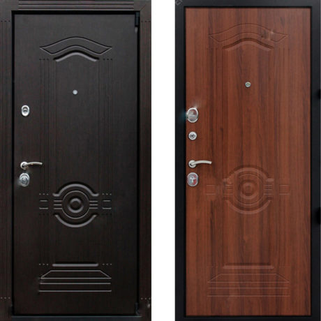 Фото двери ДМ Grand Орех