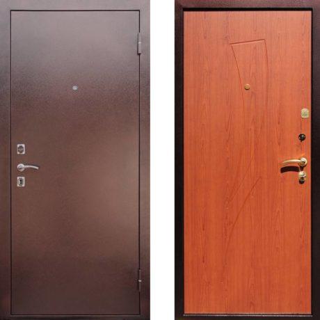 Фото двери ДМ 1 Парус Клен красный