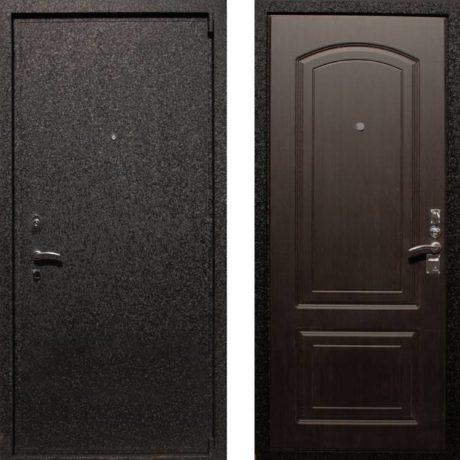 Фото двери ДМ Премиум 6 Венге