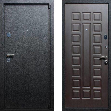 Фото двери ДМ 3 Венге