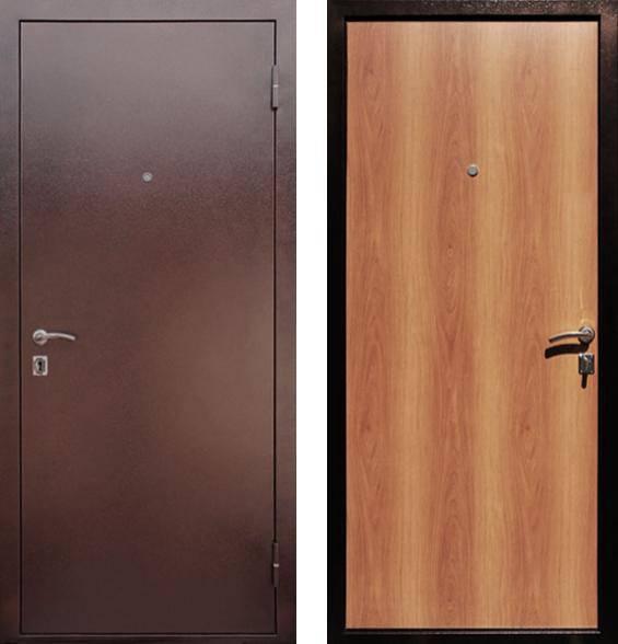 Фото двери ДМ Супер Эконом Миланский орех
