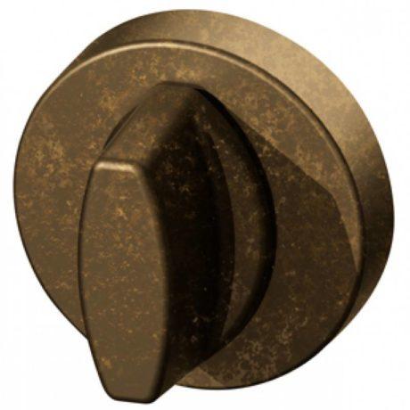 Фото двери Ручка поворотная WC-BOLT 1