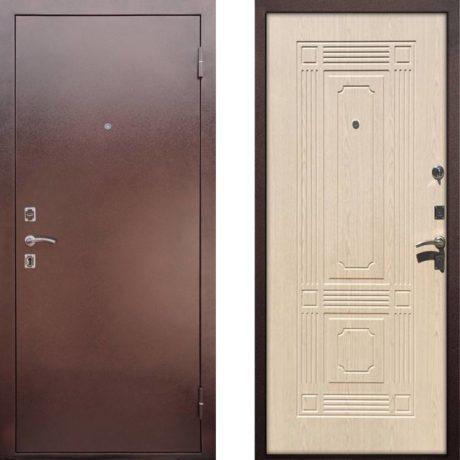 Фото двери ДМ 1 Беленый дуб