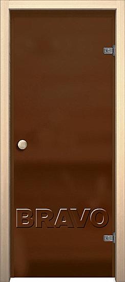 Фото двери Кноб Е Бронза Сатинато