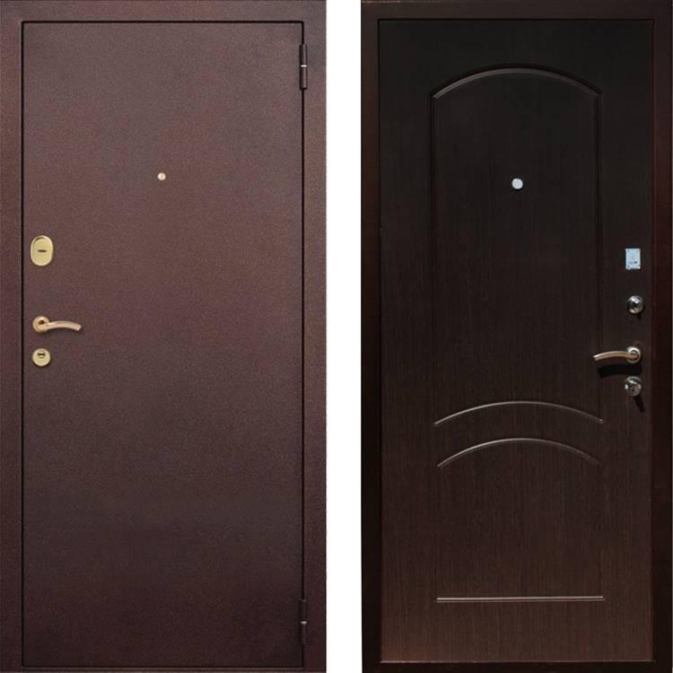 Фото двери ДМ 1А Венге