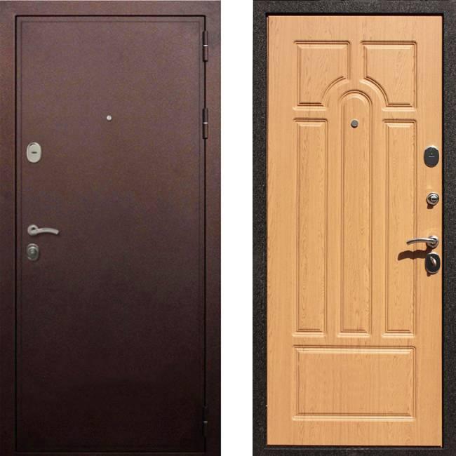 Фото двери ДМ 5А Дуб светлый