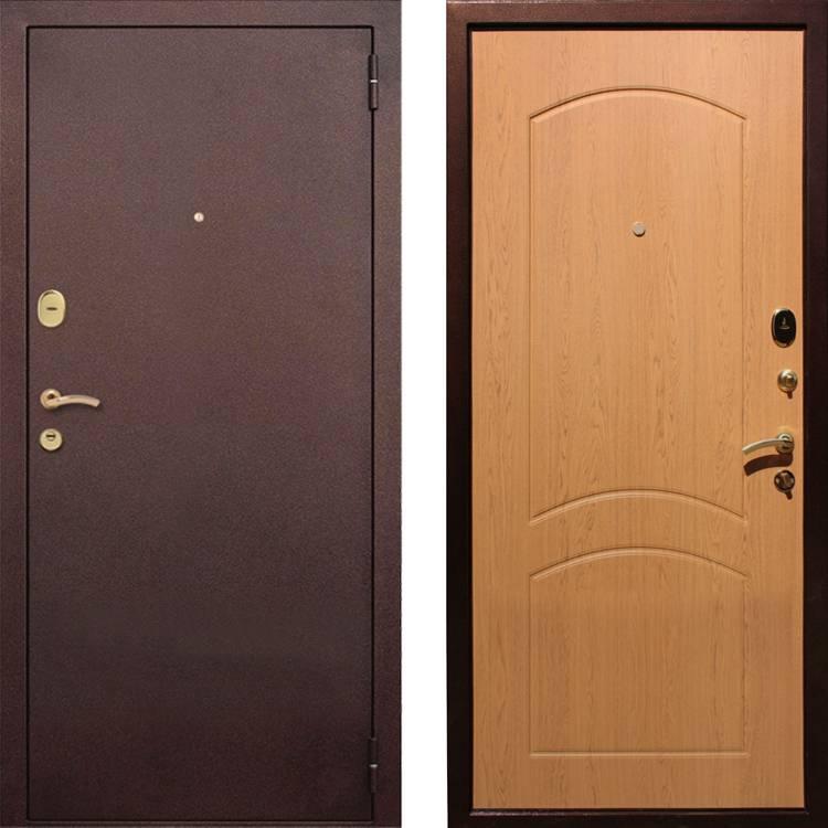 Фото двери ДМ 1А Дуб светлый