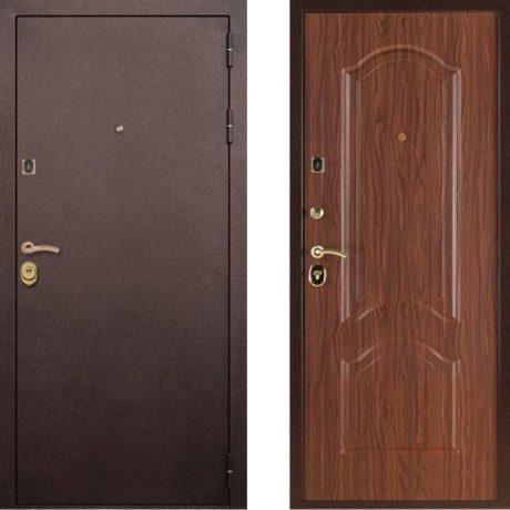 Фото двери ДМ Лайт 3 Орех