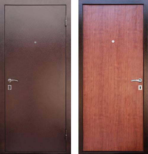 Фото двери ДМ Супер Эконом Итальянский орех