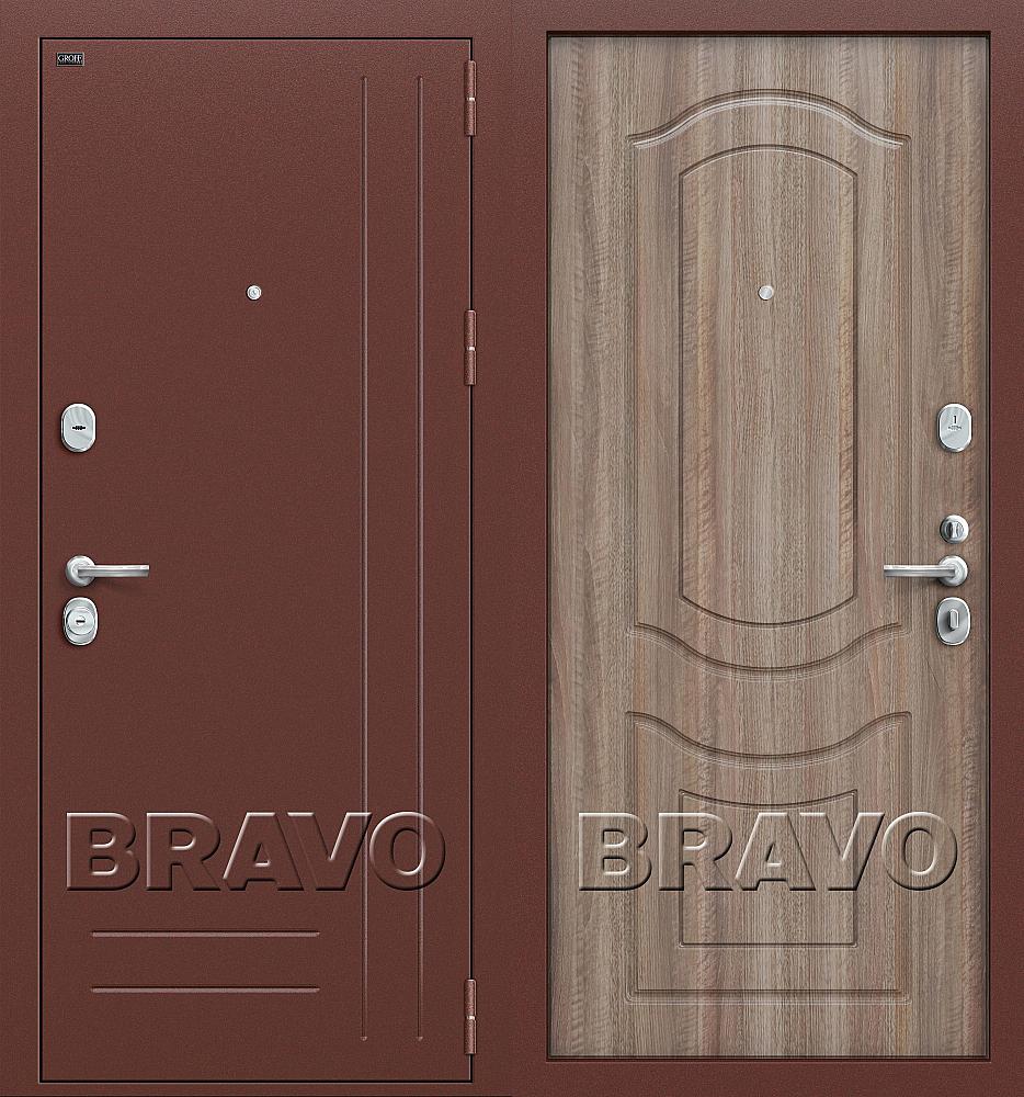 Фото двери Р2-200 П-1 (Темный Орех)