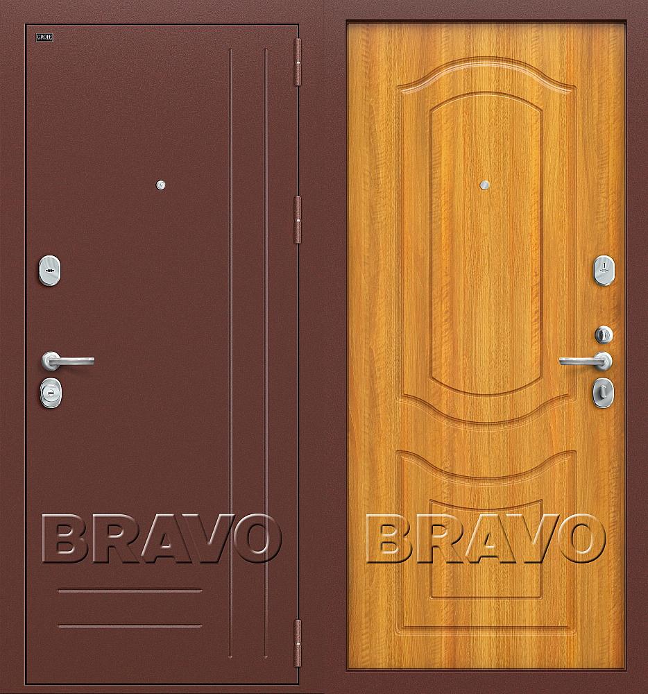 Фото двери Р2-200 П-2 (Светлый Орех)