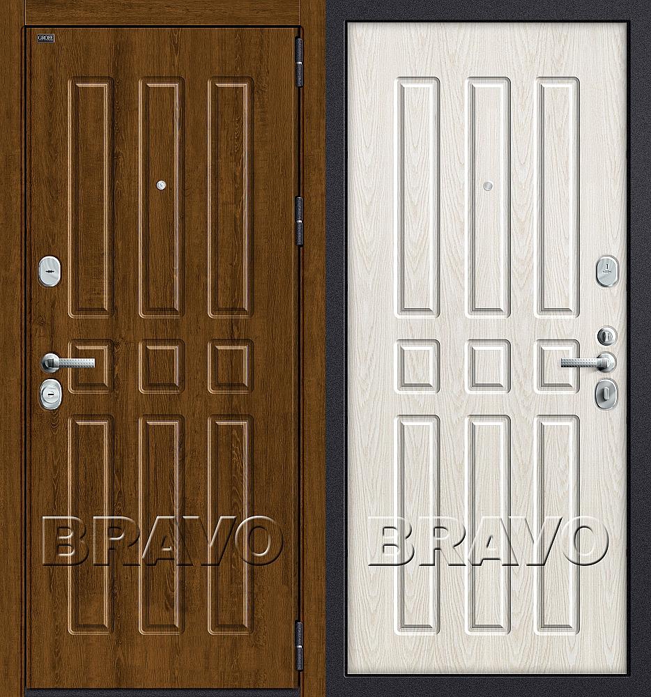 Фото двери Р3-303  П-26 (Французский Дуб)
