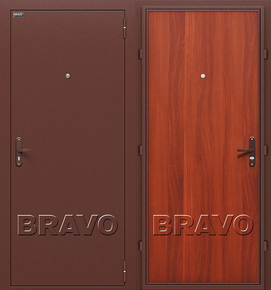 Фото двери Эконом М-11 (ИталОрех)