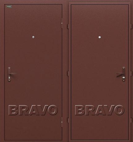 Фото двери Лайт (45 мм) Антик Медь