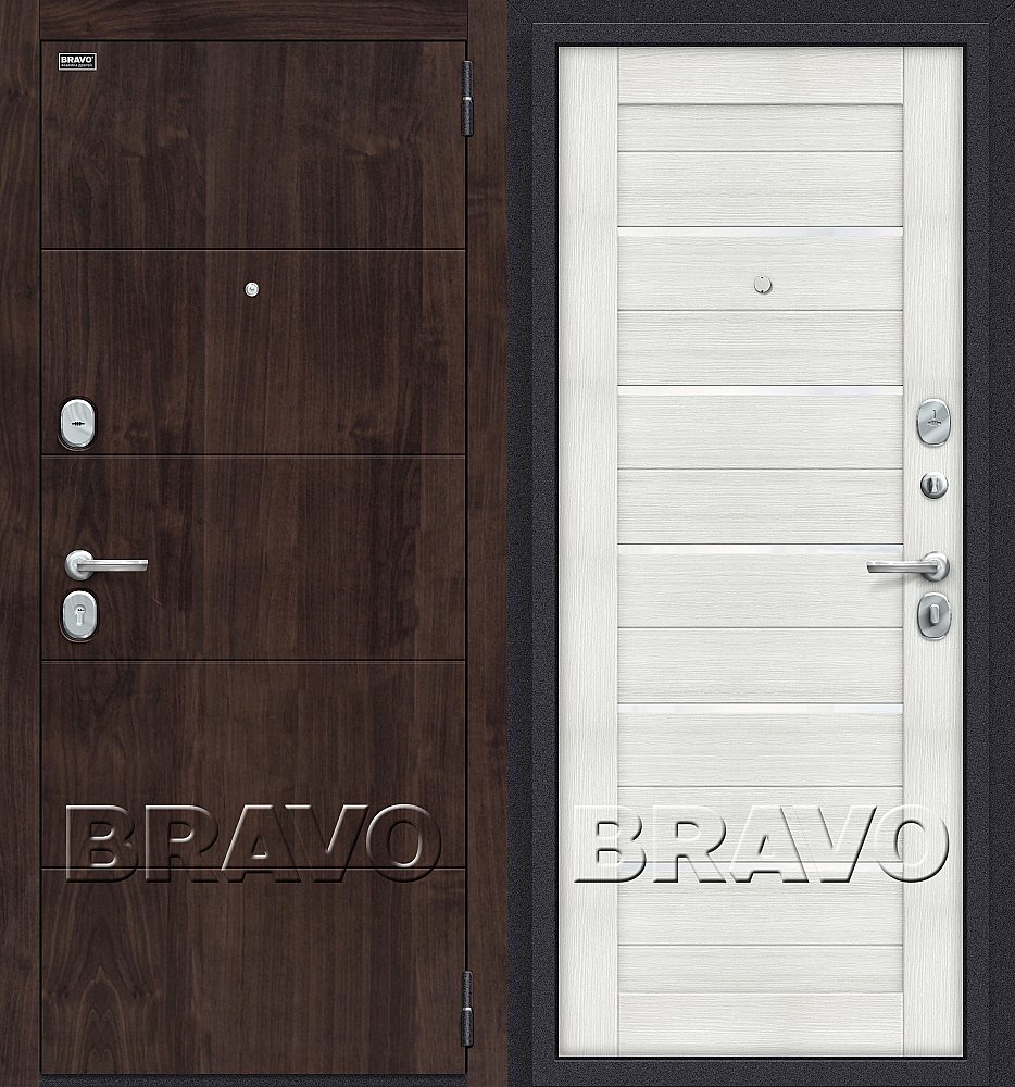 Фото двери Прайм  Bianco Veralinga/White Waltz