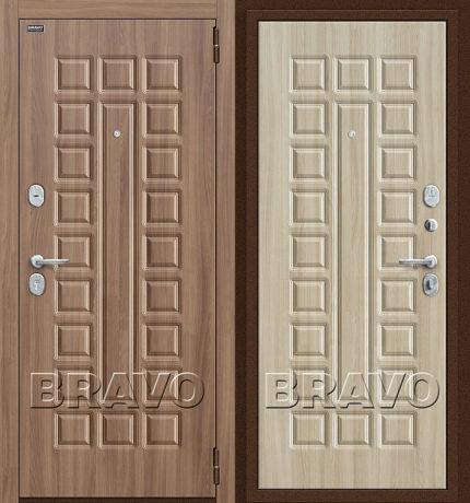 Фото двери Твин П-35 (Шимо Темный)/П-34 (Шимо Светлый)