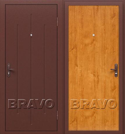 Фото двери Стройгост 5-1 Л-17 (Золотистый Дуб)